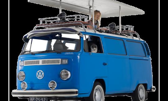Vintage DJ Bus
